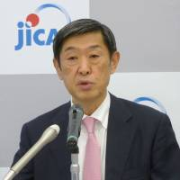 New JICA head envisages 'effective approach' for ODA