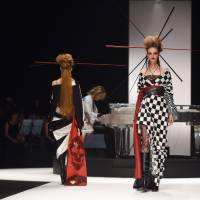Tokyo fashion week highlights new possibilities for kimono