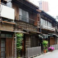 WMF calls for Tokyo's Tsukiji wooden buildings to be preserved