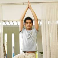 Yoga boom catching on with men in Japan