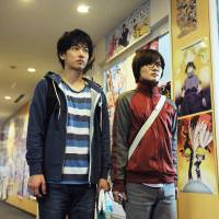 'Bakuman' depicts a life-or-death quest for manga success