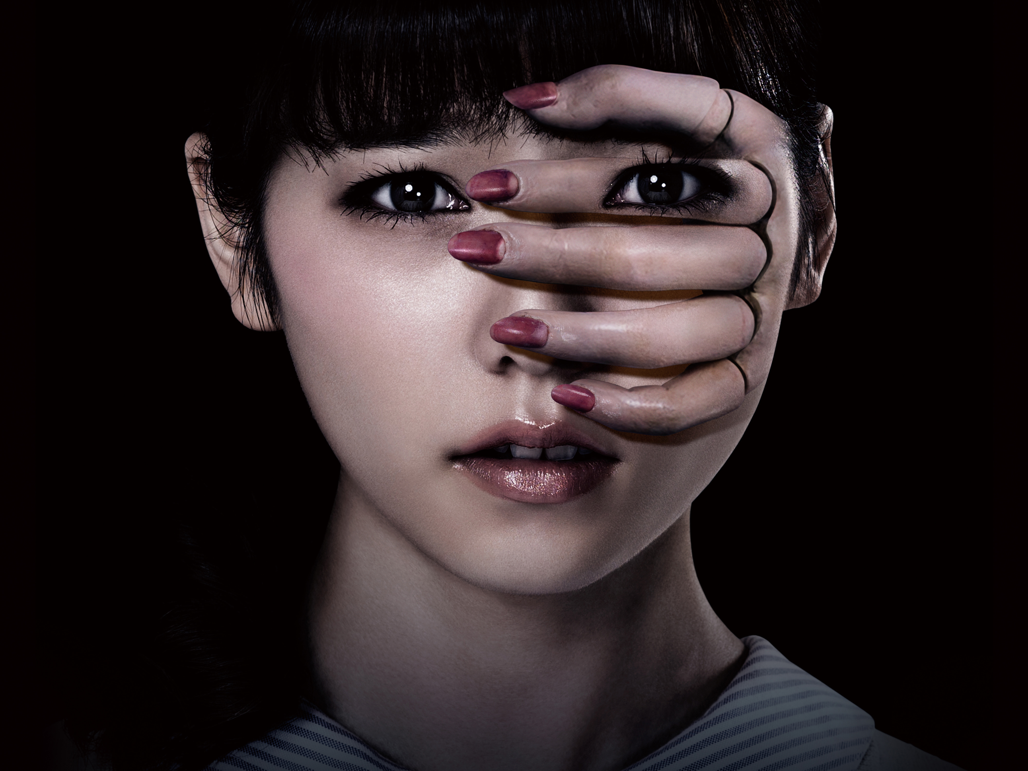 Stage fright: 'Gekijo-rei' ('Ghost Theater'), the new film by Hideo Nakata, one of the godfathers of the so-called J-horror genre, once again pivots on female relationships and fears.   © 2015 'GEKIJOREI' FILM PARTNERS