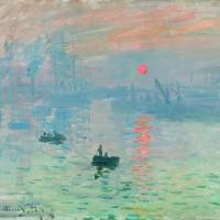 Monet's experiments meet his masterpieces