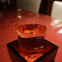 Holy water: Following Gattenn's Shinto-shrine theme, it's appropriate to try some ceremonial sake. | ADAM MILLER
