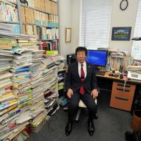 Masayuki Tanamura, a professor of family law at Waseda University, says the Supreme Court needs to deliver a clear unconstitutional ruling. | YOSHIAKI MIURA