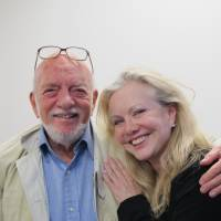A theatrical history: Harold Prince and Susan Stroman are working together on 'Prince of Broadway,' which will see its world premiere happen in Tokyo next week. | NOBUKO TANAKA