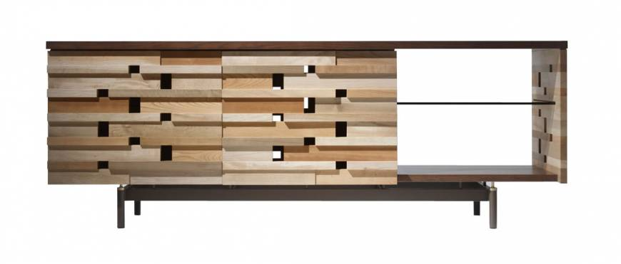 Furniture that goes against the grain