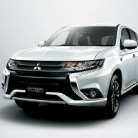 Mitsubishi places EVs in the spotlight