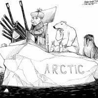 U.S., Russia prep for Arctic warfare