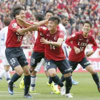 Antlers capture 6th Nabisco Cup