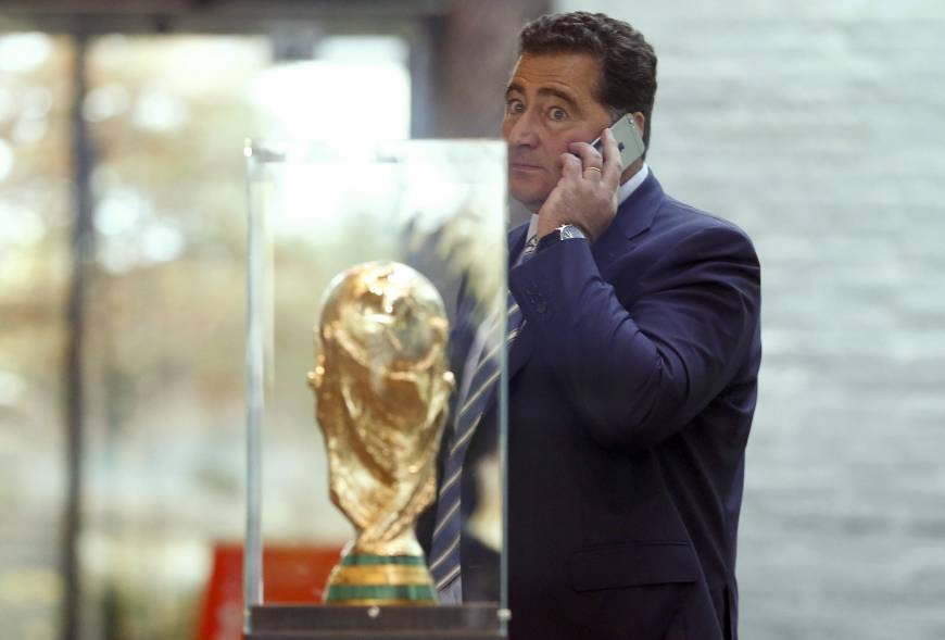 Scala speaks out against payment to Platini