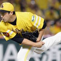 Hawks' Igarashi relishes chance to face former team in Japanese Fall Classic