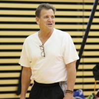 American coach Don Beck has been shocked by WJBL clubs' treatment of their players.   KAZ NAGATSUKA