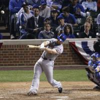 Mets sweep Cubs in NLCS as Murphy goes deep again