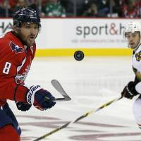 Capitals cruise past struggling Blackhawks
