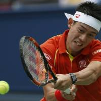 Nishikori downs Kyrgios in Shanghai