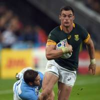 S. Africa tops Argentina to finish in third place