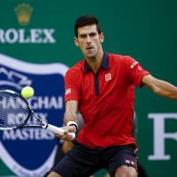 Djokovic dismantles Tsonga in Shanghai Masters final