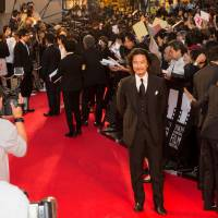 Rolling out the red carpet for the 2015 Tokyo International Film Festival