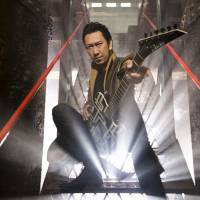 Guitar solo with honor and humanity: Tomoyasu Hotei pairs up with friends from overseas on new album, 'Strangers.' Hotei may be best known overseas for his track 'Battle Without Honor or Humanity,' but in Japan he's a J-rock heavyweight.