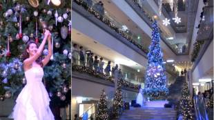 [VIDEO] Omotesando Hills Christmas 2015
