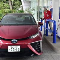 Japan's lofty 'hydrogen society' vision hampered by cost