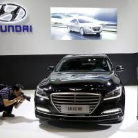 Hyundai moves up a gear with luxury car brand