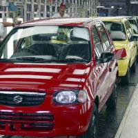 Suzuki aims to take some Maruti turf in India
