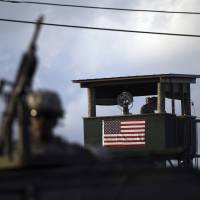 Congress OKs bill banning Guantanamo detainees from U.S.