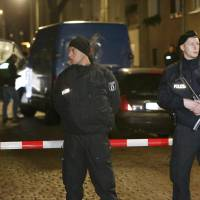 Berlin Islamist-targeted raids lead to arrest of pair preparing 'serious act of violence'