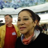 In Venezuela, power grows of Cilia Flores, Evita-like first lady