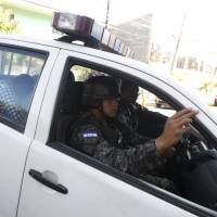 Five U.S.-bound Syrian men caught in Honduras with fake Greek passports face charges