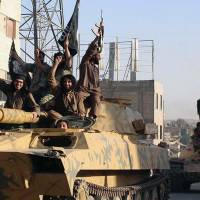 Facing Islamic State group head-on poses huge challenges