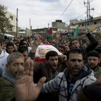 Israeli security forces shoot three Palestinians dead in West Bank clashes; fence to be bolstered