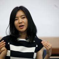 North Korean author of 'The Girl with Seven Names' memoir still feels hunted