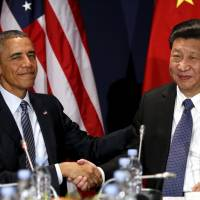 Obama, Xi tout close U.S.-China climate coordination