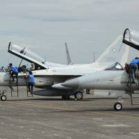 Philippines gets first fighter jets in a decade amid sea feud with China
