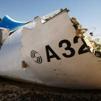 Metrojet slowed radically at altitude, then plunged at 300 mph, data show
