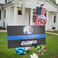 About to be outed as embezzler, cop hailed as fallen hero had staged suicide to look like ambush