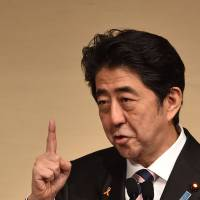 LDP weighs up double elections next summer