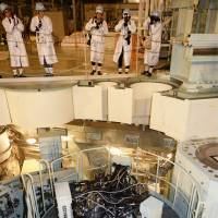 Fate of troubled Monju reactor hangs in the balance