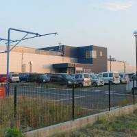Vayron Jonathan Nakada Ludena worked at this food factory in Isesaki, Gunma Prefecture, immediately before his arrest in connection with six slayings in Kumagaya, Saitama Prefecture. | KYODO