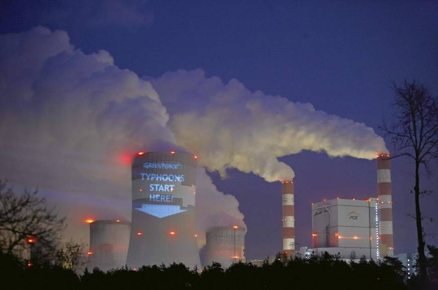 OECD to end public financing of coal-fired power generation