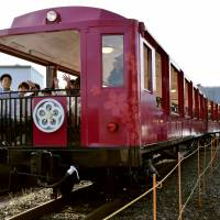 April opening set for Kyoto Railway Museum