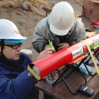 Akita Prefecture carves niche in small-scale rocketry