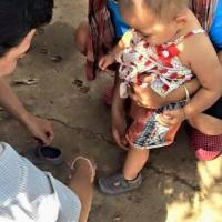Rent-a-shoe project aims to lighten financial load for parents with young children