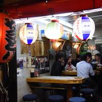 No reservations about eating in Tokyo