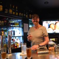 Scott Barclay, owner of Bar Rhythm 