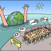 Fate of the Earth is on the line at Paris meeting