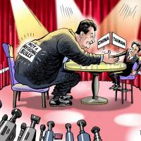 Leaders of China and Taiwan set a precedent